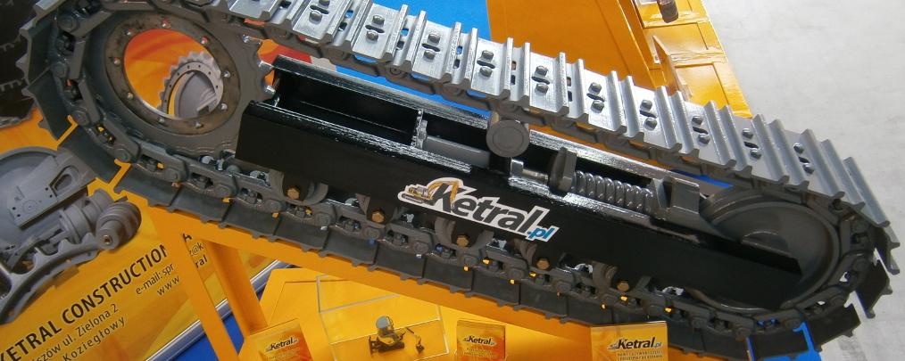 Excavator spare parts -
