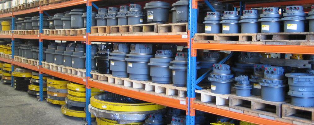 Parts for Scheaff-Terex - Scheaff-Terex mini excavator parts -