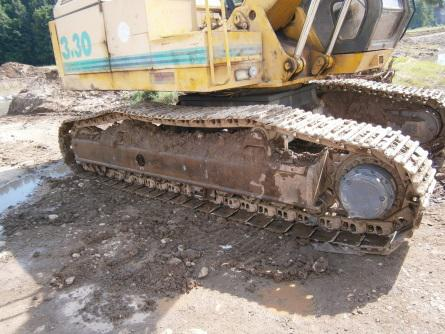 Assembly final drive in dozer - Disassembly and assembly -
